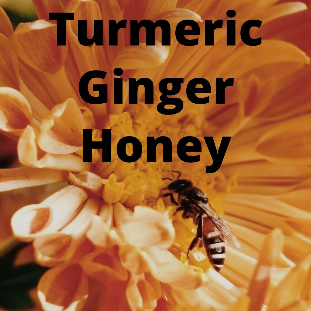 Turmeric Ginger Honey